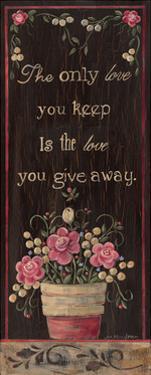 Love by Jo Moulton