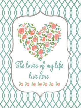 Loves of My Life by Jo Moulton