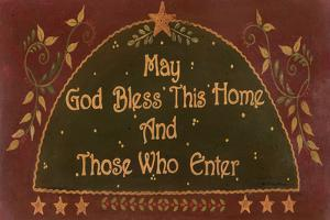 May God Bless This Home by Jo Moulton