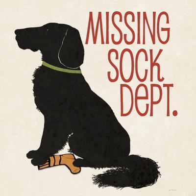 Missing Sock by Jo Moulton