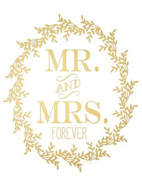 Mr and Mrs by Jo Moulton