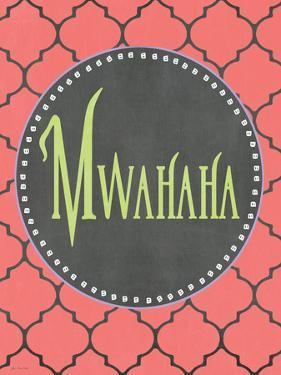 Mwahaha by Jo Moulton