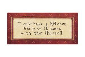 My Kitchen by Jo Moulton