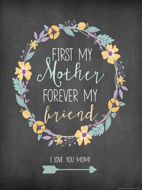 My Mother First by Jo Moulton