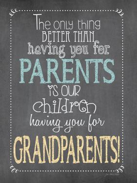 Parents Grandparents by Jo Moulton