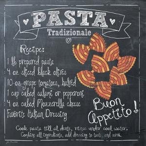 Pasta Recipe by Jo Moulton
