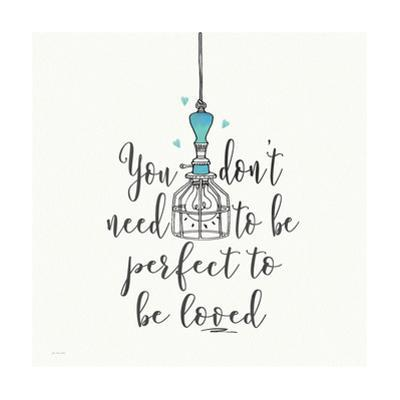 Perfect to be Loved by Jo Moulton