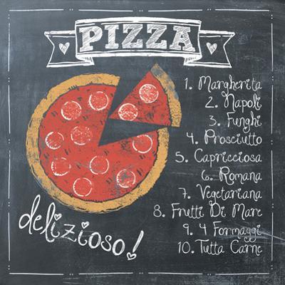 Pizza by Jo Moulton