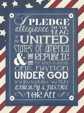 Pledge of Allegiance by Jo Moulton