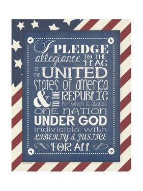 Pledge of Allegiance by Jo Moulton