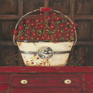 Red Cupboard II by Jo Moulton