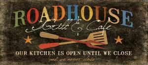 Roadhouse by Jo Moulton
