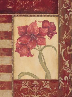 Sienna Blooms II by Jo Moulton