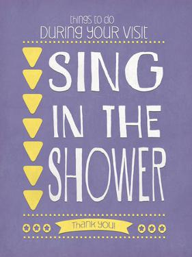 Sing by Jo Moulton