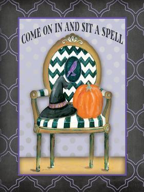Sit a Spell by Jo Moulton