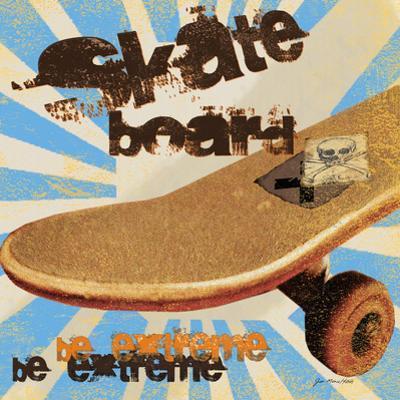 Skateboard by Jo Moulton