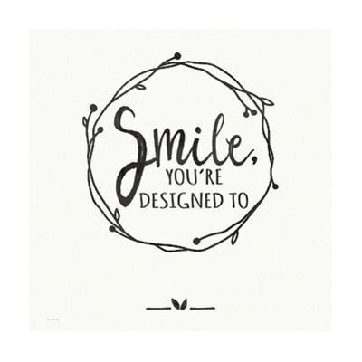 Smile by Jo Moulton