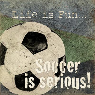 Soccer by Jo Moulton