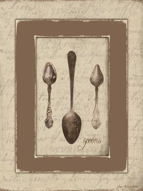 Spoons by Jo Moulton