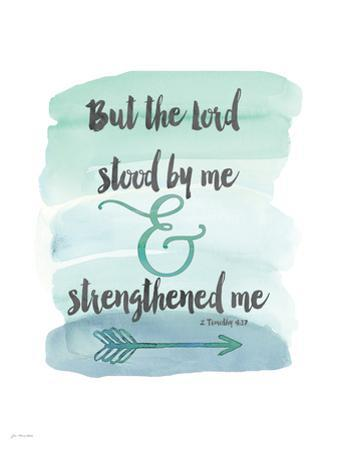 Strengthened Me by Jo Moulton
