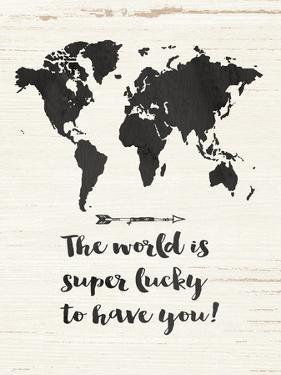 Super Lucky by Jo Moulton