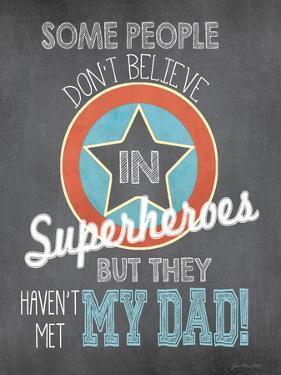 Superhero Dad by Jo Moulton