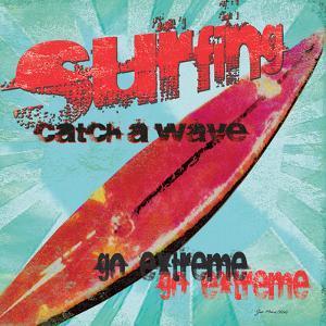Surfing by Jo Moulton