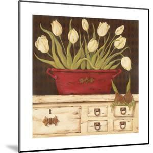 The White Cupboard by Jo Moulton