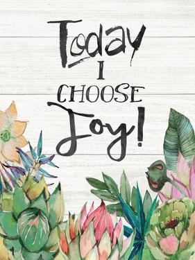 Today I Choose Joy by Jo Moulton
