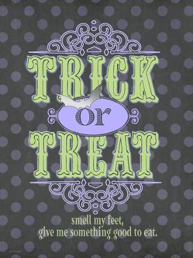 Trick or Treat by Jo Moulton