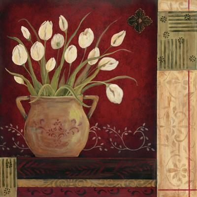 Villa Tulips by Jo Moulton
