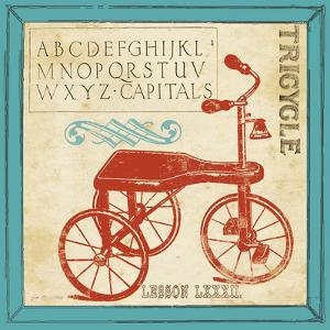 Vintage Tricycle by Jo Moulton