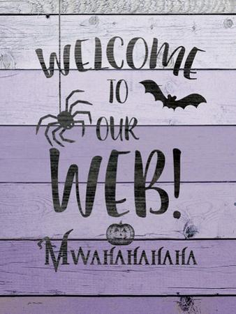 Welcome to Our Web by Jo Moulton