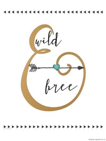 Wild and Free Gold by Jo Moulton