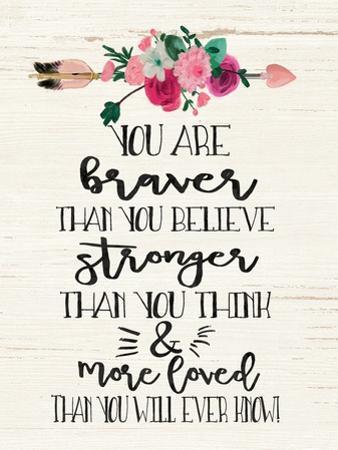 You are Braver by Jo Moulton