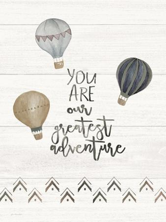 You are the Greatest Adventure by Jo Moulton
