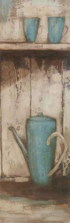 Two Green Cups by Jo Oakley