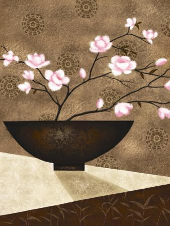 Cherry Blossoms in Bowl