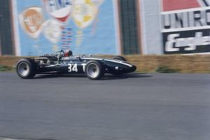 Jo Siffert in Cooper Maserati, Belgian Grand Prix, 1967