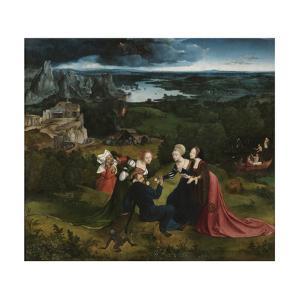 The Temptation of Saint Anthony by Joachim Patinir