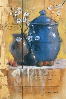 Beautiful Silence in Blue by Joadoor