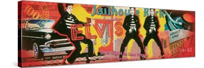 Elvis Collage by Joadoor
