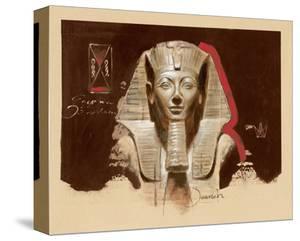 Living Image of Amun by Joadoor
