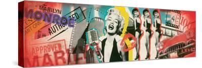 Marilyn Collage by Joadoor