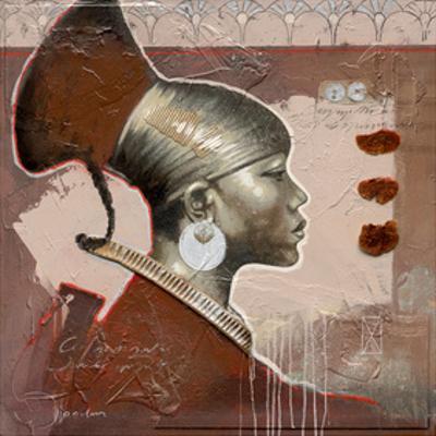 Queen of Mozambique by Joadoor