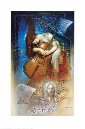 Vivaldi's Primavera