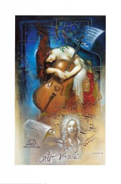 Vivaldi's Primavera by Joadoor