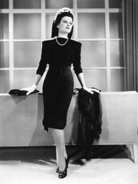 Joan Bennett, 1941
