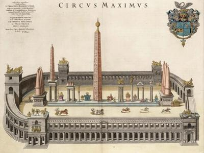 The Circus Maximus (From the Atlas Van Loo)