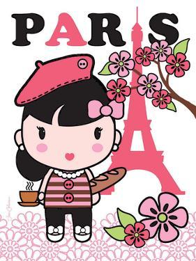 Paris Cutie by Joan Coleman